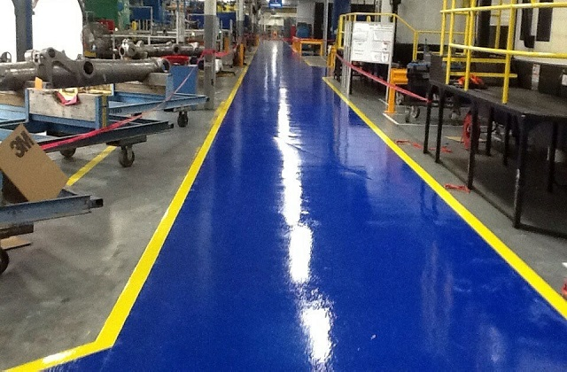General Manufacturing Commercial Amp Industrial Flooring