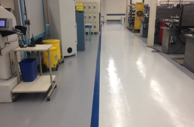 Water Treatment Facility Commercial Amp Industrial Flooring