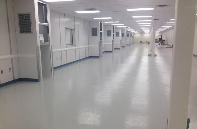 Pharmaceutical Flooring Stonhard