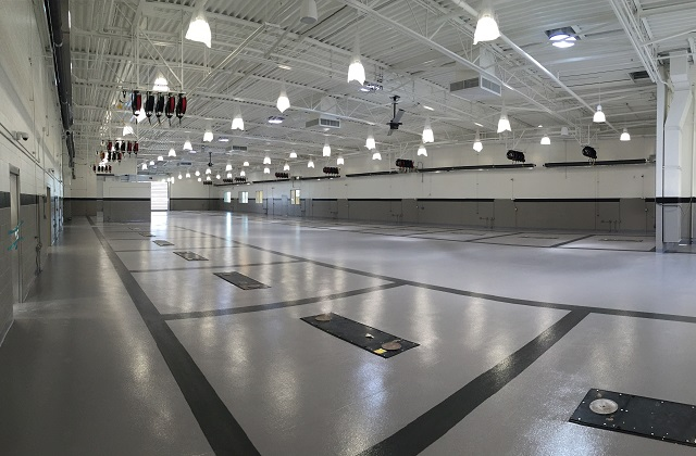 Poured Flooring For Car Dealerships Amp Auto Repair Shops
