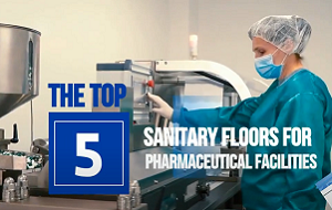 Top 5 Flooring for Pharma